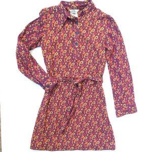 60s Paisley Dress